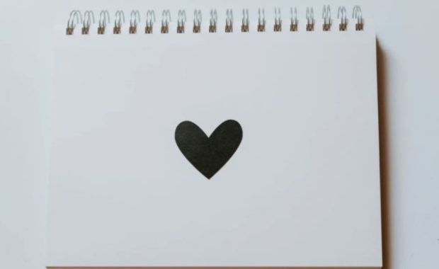 Love Notes Notepad