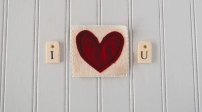 Love Messages Wall Decoration